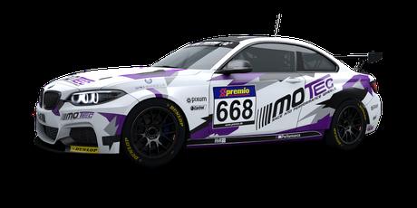 PIXUM Team Adrenalin Motorsport - #668