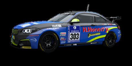 Team Scheid-Honert Motorsport - #303