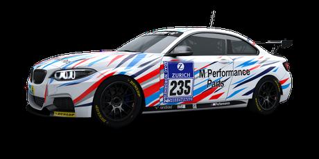 Walkenhorst Motorsport - #235
